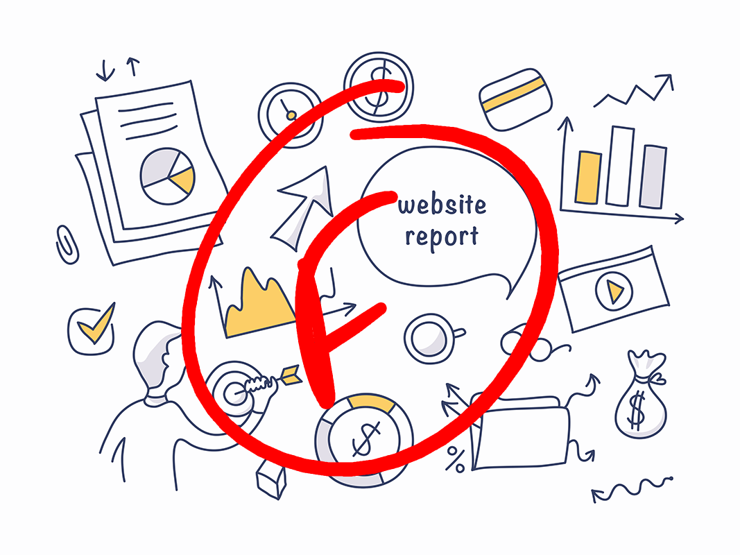 Fix your reports